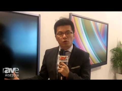 ISE 2016: Shenzhen KTC Commercial Display Technology Demonstrates Android Experience