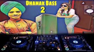Dhamak Bass 2 !! Mukh Mantri|Sukh Sidhu|Soni Maan||New punjabi Song