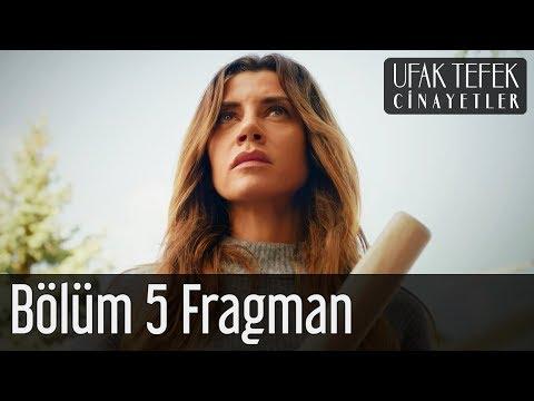 Ufak Tefek Cinayetler 5. Bölüm Fragman