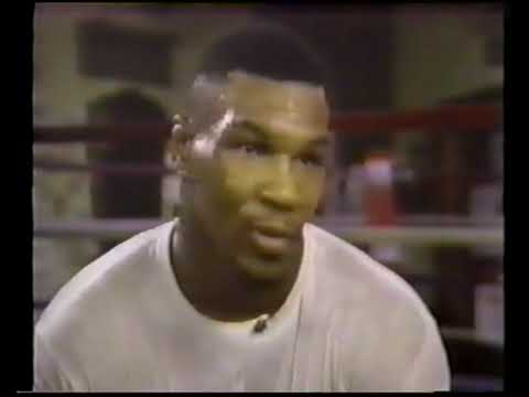 Mike Tyson Sparring Partners Image 1