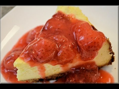 How to Make Cheese Cake, New York Cheese Cake Recipe
