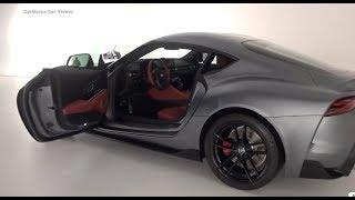 Toyota Supra GR 2020, interior, exterior, Specs Walkaround| Toyota Sports Car| Cargurus canada