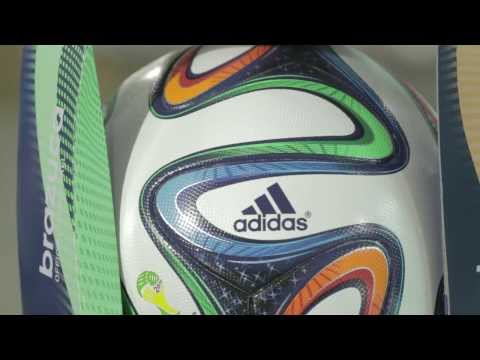 Adidas Brazuca 2014 FIFA World Cup Official Ball - Production...