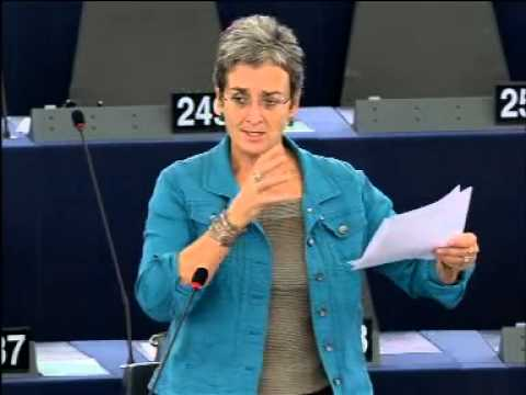 Ulrike Lunacek talks about the Situation of fundamental rights in the EU (2013-2014)