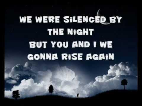 Keane - Silenced by the Night - Lyrics