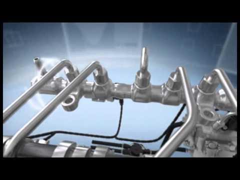 เทคโนโลยี Common Rail รุ่นที่4