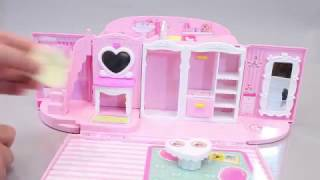 Barbie Phòng ngủ công chúa Mimi
