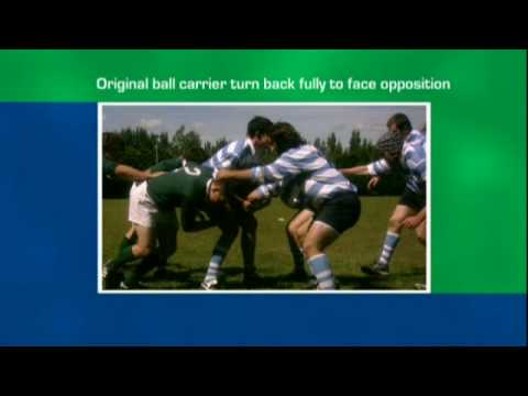IRB Rugby Ready - Maul / The maul