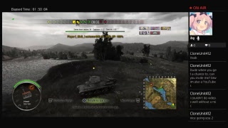 World of tanks ps4(Unicum gameplay!) Live PS4 Broadcast