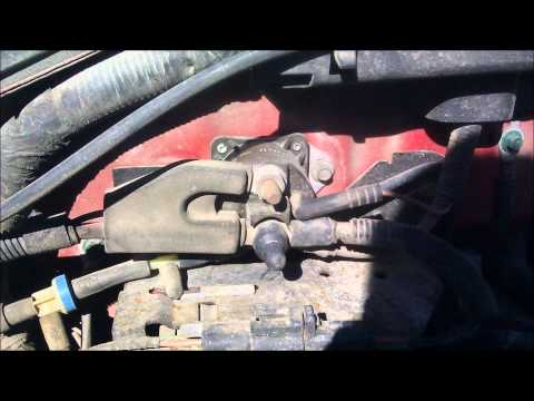 How to Diagnose and Change a Bad Starter