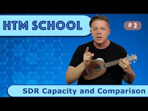 HTM School Episode 2: SDR Capacity & Comparison
