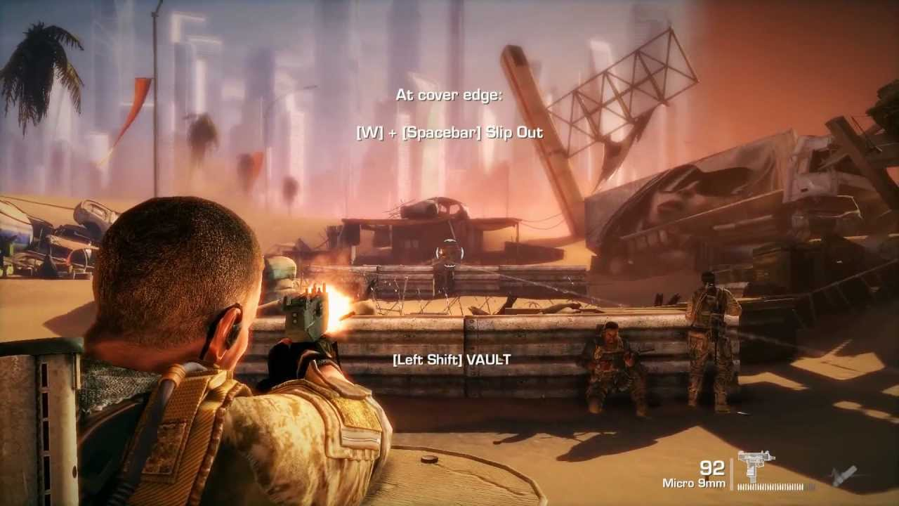 Spec Ops: The Line™ gameplay HD - YouTube