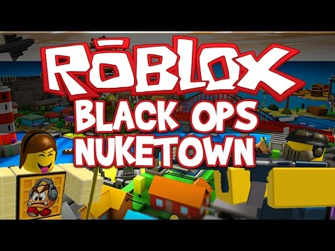 CALL OF DUTY BLACK OPS FUN TIME ★ Roblox