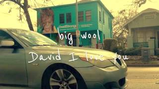 Big Wool - David, I Love You