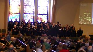 """Canticle of Hope"" - Joseph Martin - GPC Sanctuary Choir - 9/11/11"