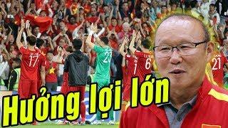 Việt Nam hưởng lợi lớn tại vòng loại WORLD CUP 2022