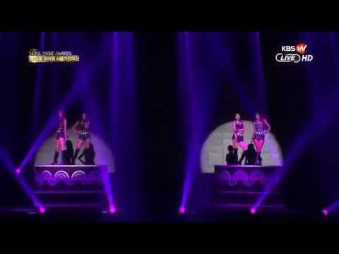 SISTAR   TOUCH MY BODY The 24th Seoul Music Awards
