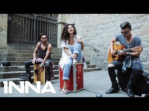 INNA - Devil's Paradise (Live on the street @ Barcelona)