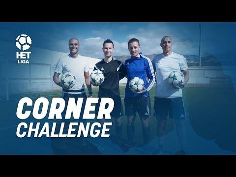 Corner Challenge s rozhodčími