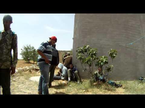 Libyan Civil War - Battle for Galaa/Sofitt Hill (near Zintan) Part 18