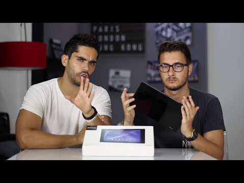 Sony Xperia Z2 Tablet, Review en español