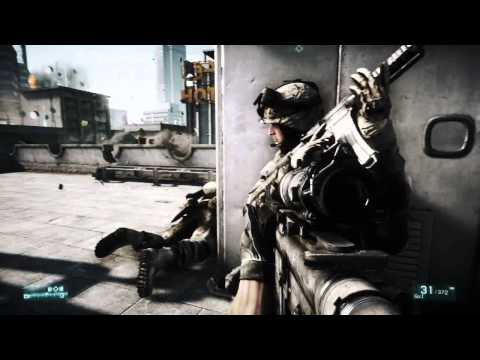 Battlefield 3 (legendado) Episdio 2 vdeo sniper