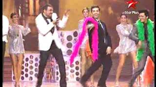 IIFA.Awards-Main.Event.2011- Karan johar dance on (Ruby-2) song  hq--ad video by- Mukesh sahu.flv
