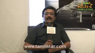 Senthil Nathan At Oru Mugathirai Movie Team Interview