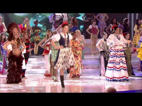 Miss World 2013 - Dances Of The World video