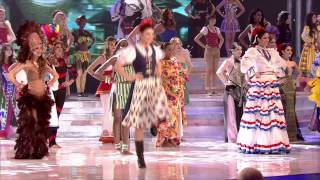Miss World 2013 - Dances of the World
