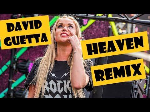 Avicii Heaven ft David Guetta Remix by Alma Iluminada