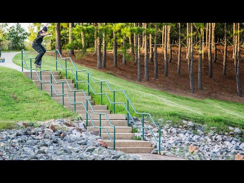 Nike SB Australia: A Little Medley In North Carolina