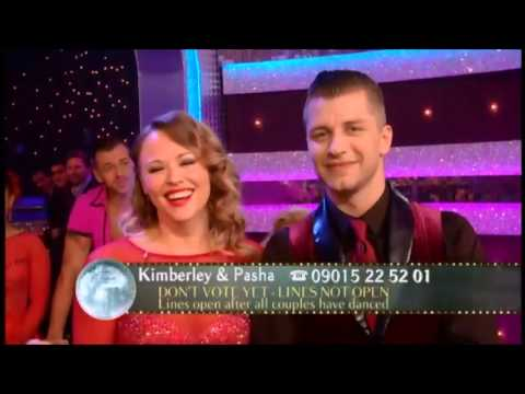 Kimberley Walsh - Strictly Come Dancing | WEEK 11 [SEMI FINAL]