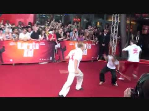 Fight - Jackie Chan, Will Smith & Jaden Smith