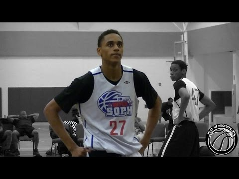 2017 Chyree Walker showcased his athletic all-around game in Atlanta, for Clay Dade's Super Soph Camp. Walker is one of the best wing players in the country and already proven his value on...