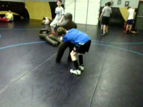 Greco Roman/Freestyle wrestling five point throw Image 1
