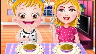 Baby Hazel Learning Games For Kids by Baby Hazel Games | Kids Learn Dining Etiquette