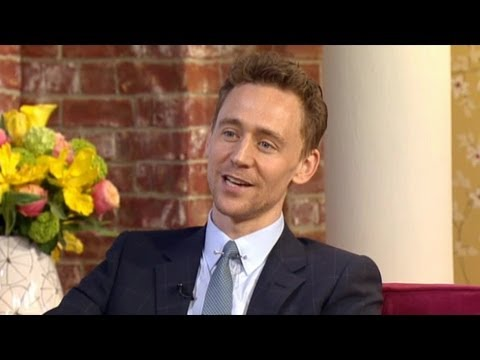Tom Hiddleston on This Morning