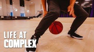 Adidas Has A New Basketball Shoe! | #LIFEATCOMPLEX