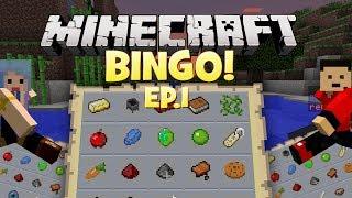 """LONGEST BINGO BATTLE?"" Minecraft Bingo Mini-Game Ep.1"