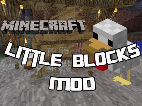 скачать little blocks mod для minecraft 1.7.10 #11