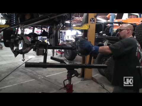 Off Road Evolution EVO Enhanced Mopar Jeep JK Dana 44 Axle