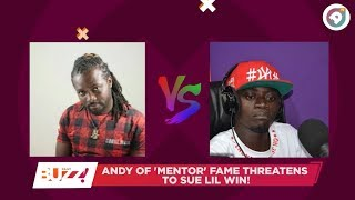 Andy Odarky of 'Mentor' threatens to sue Lil Win! | Daily Buzz! | AmeyawTV