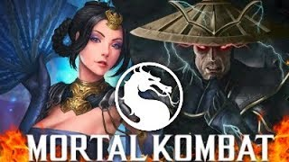 Mortal Kombat 11 - Returning Character Predictions/Speculation Part 1