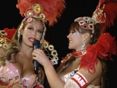 AN  Mirna Pereira carnaval encarnaceno 2012