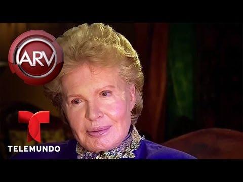 Carmen Dominicci entrevista a Walter Mercado Parte 1 | Al Rojo Vivo | Telemundo
