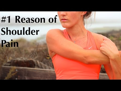 #1 Cause of Aching Shoulder Pain Huntington Beach, Orange County