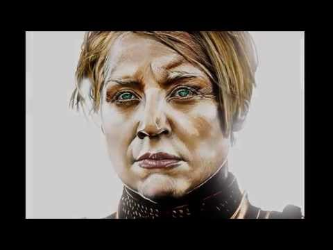 Game Of Thrones - Brienne Of Tarth - [Gwendoline Christie] Speed paint By Yue