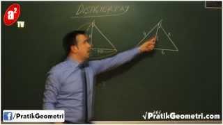 Dış Açıortay - Önder Hoca ile Pratik Geometri