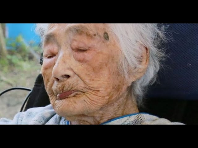 The world's oldest person dies at 117